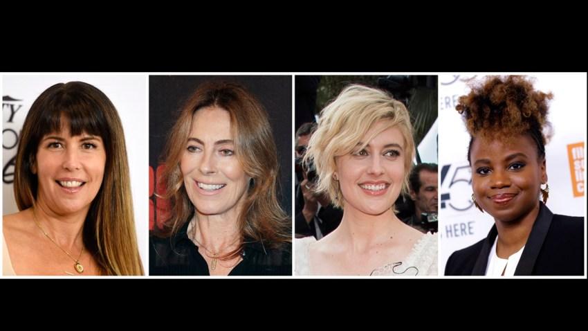 Oscars-Female Directors