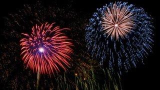 Fireworks Generic County of San Diego