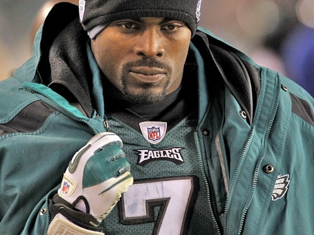 Michael Vick Tough