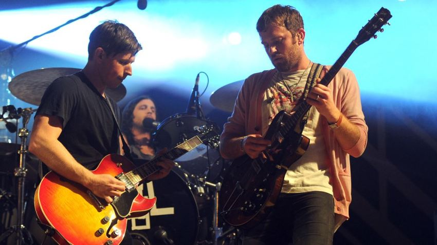 Followill Brothers Kings of Leon