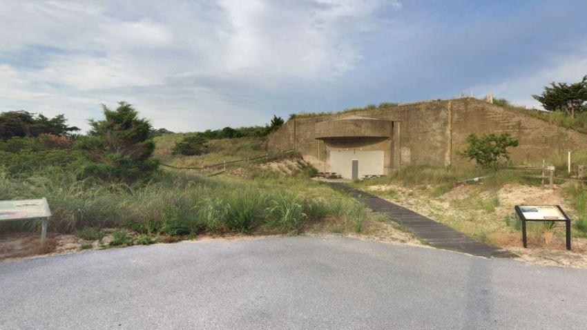 Fort Miles Park Cape Henlopen
