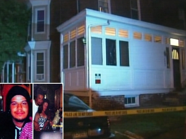 Frankford Double Murder - Home Vicitm Photos