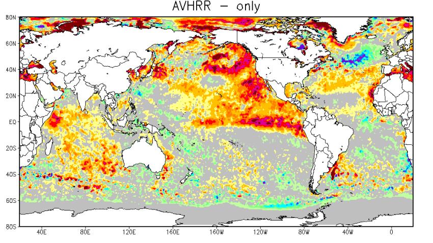 GHS OISST El Nino