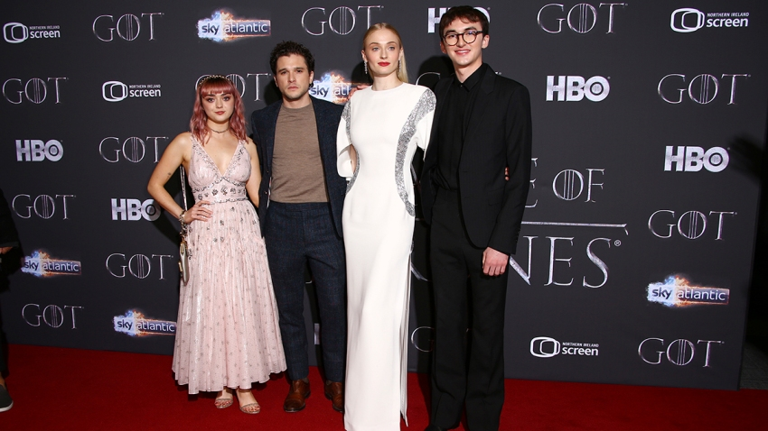 APTOPIX Game of Thrones Season 8 Premiere