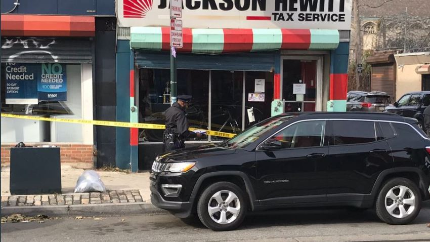 Germantown Ave Barbershop Shooting Ground