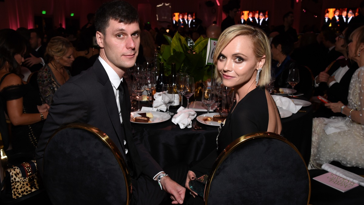 Christina Ricci Files for Divorce From Husband After Nearly 7 Years of Marriage