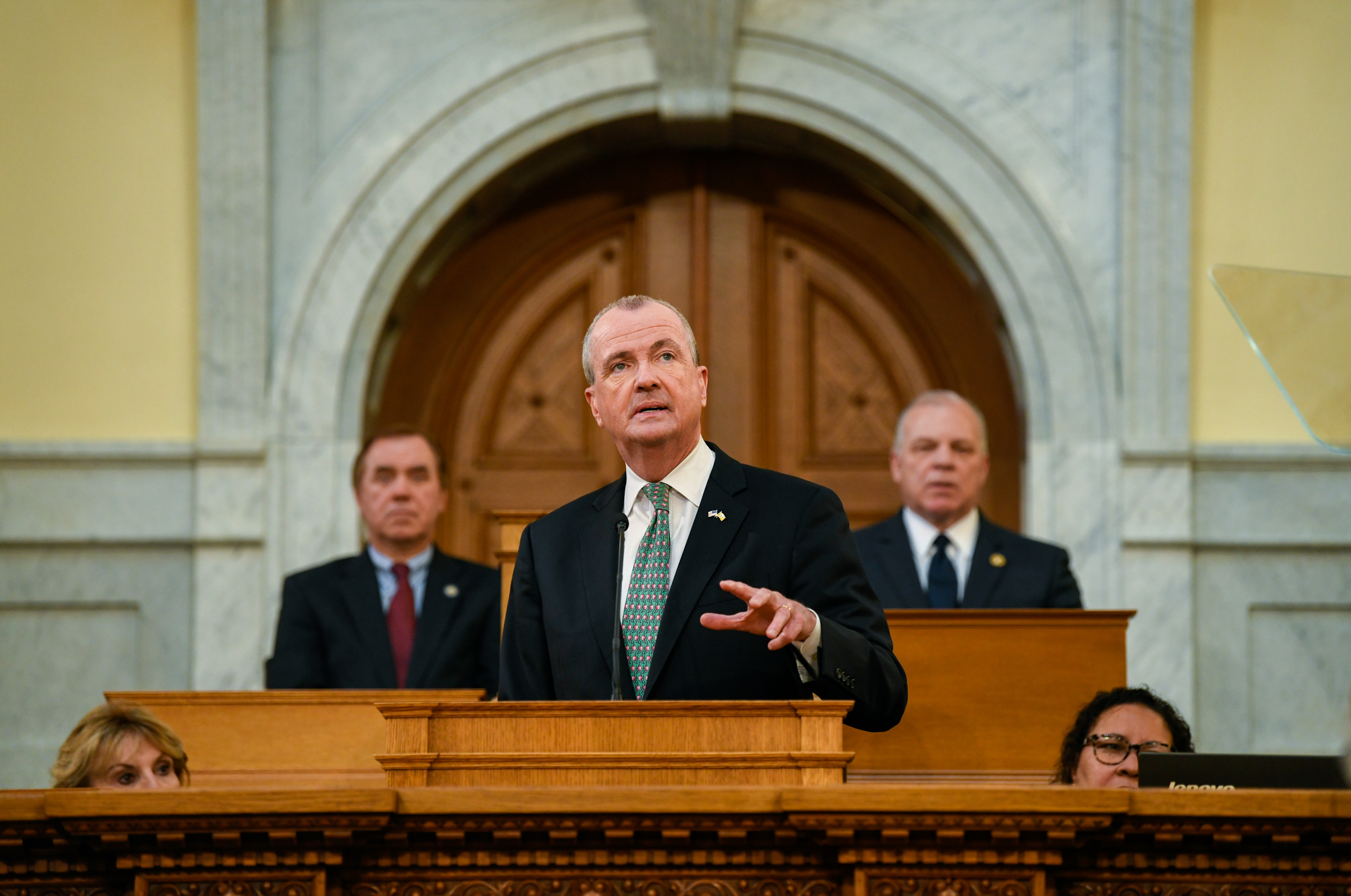 Governor Phil Murphy Delivers Fiscal Year 2020 Budget Address