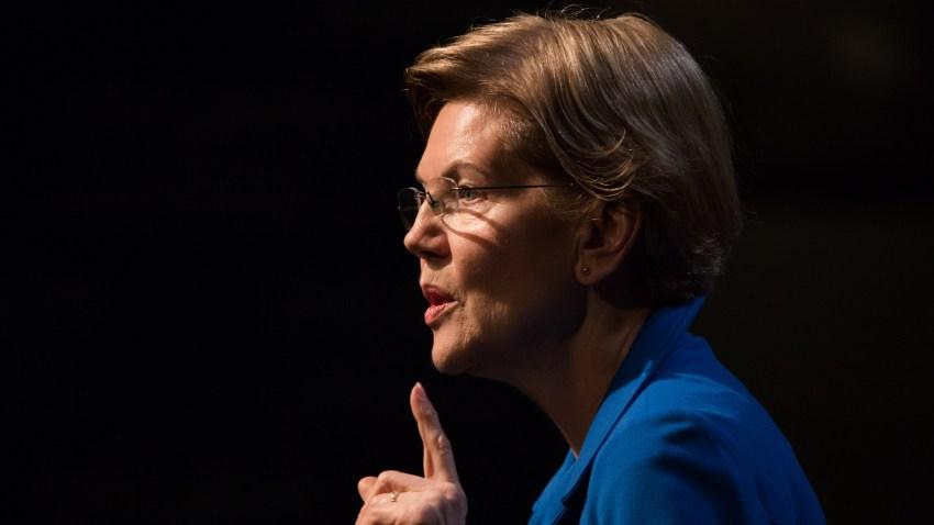 Warren Kicks Off Campaign in Philly