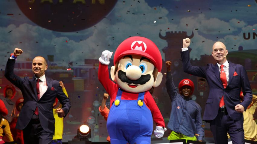 'Super Nintendo Land' Confirmed to Open at New Universal Orlando Theme Park