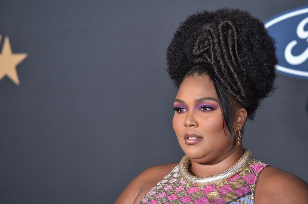 'Cuz I Love You': Lizzo Gives Thanks and Free Lunch to HUP Doctors