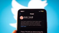 AP FACT CHECK: Trump Vs. Twitter on Truth and Consequences