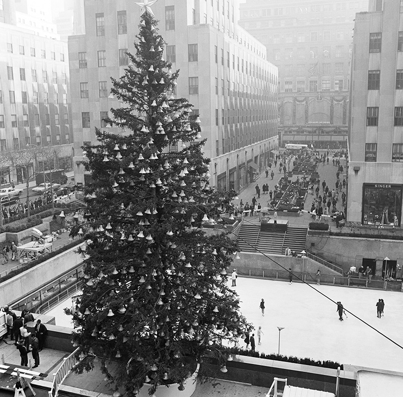 Dazzling Rockefeller Center Christmas Trees From Years