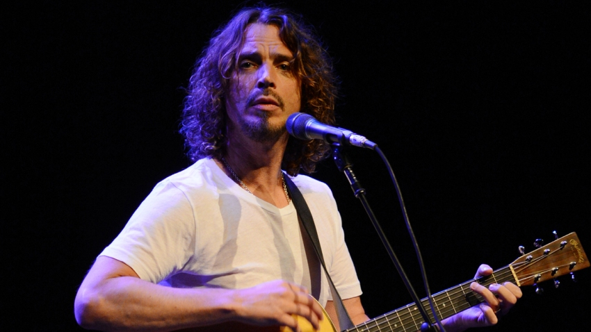 Chris Cornell's Widow Sues Soundgarden Members in Miami Over Solo Recordings