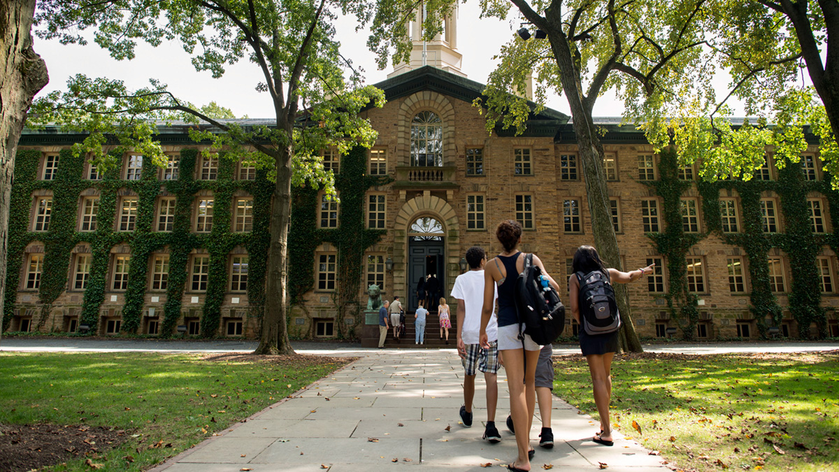 Princeton Faces Federal Investigation After Acknowledging Racism