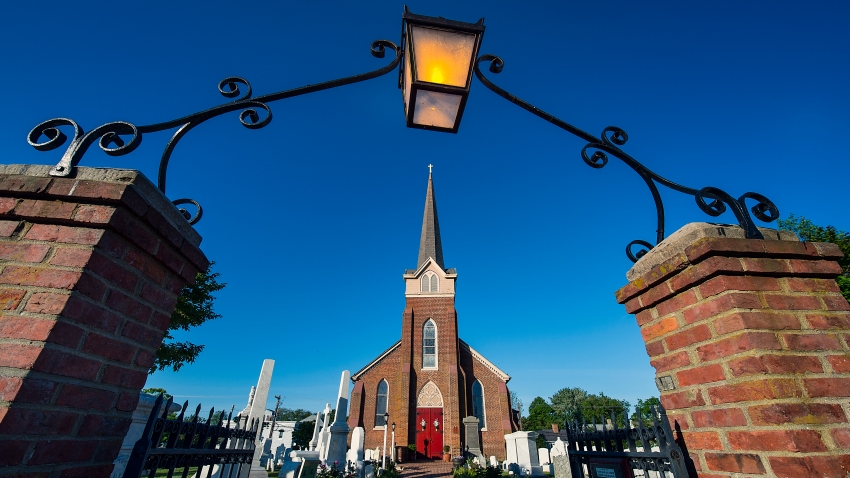 Historic St Peter's Episcopal Church