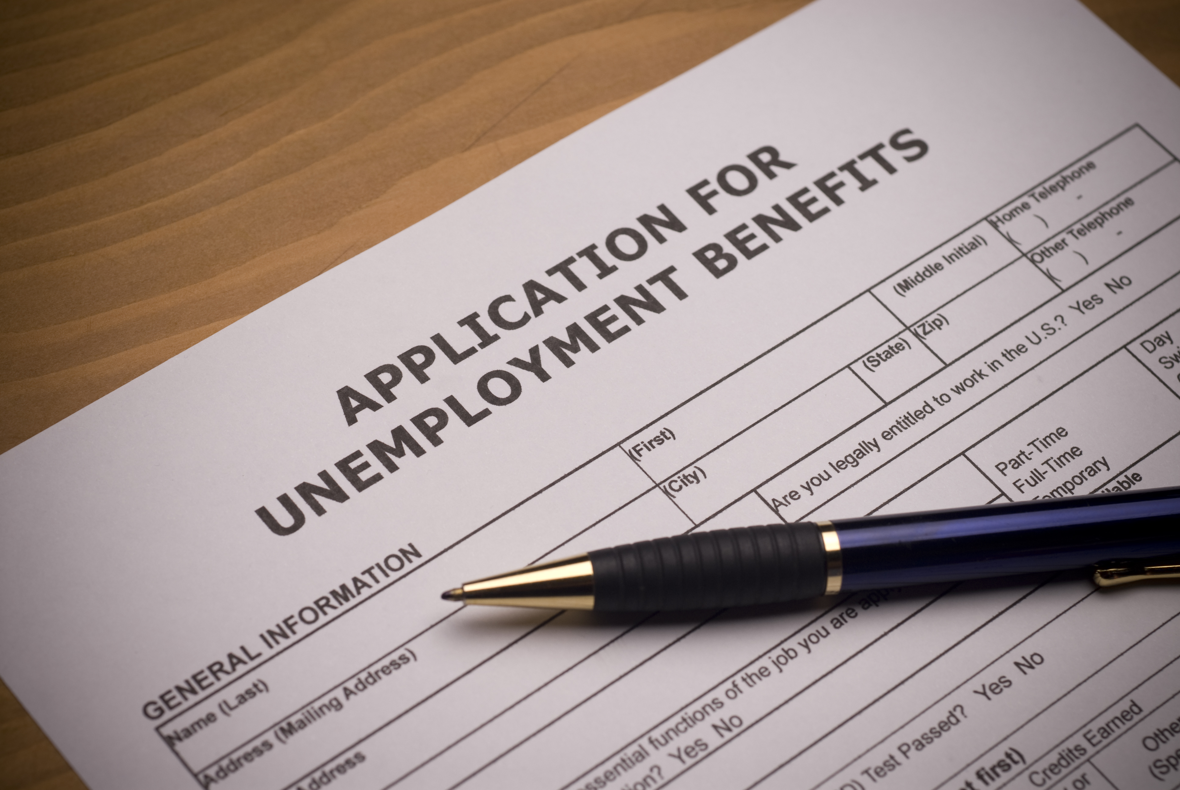 Pa., NJ, Del. Report Over 631K  New Jobless Claims as Unemployment Soars