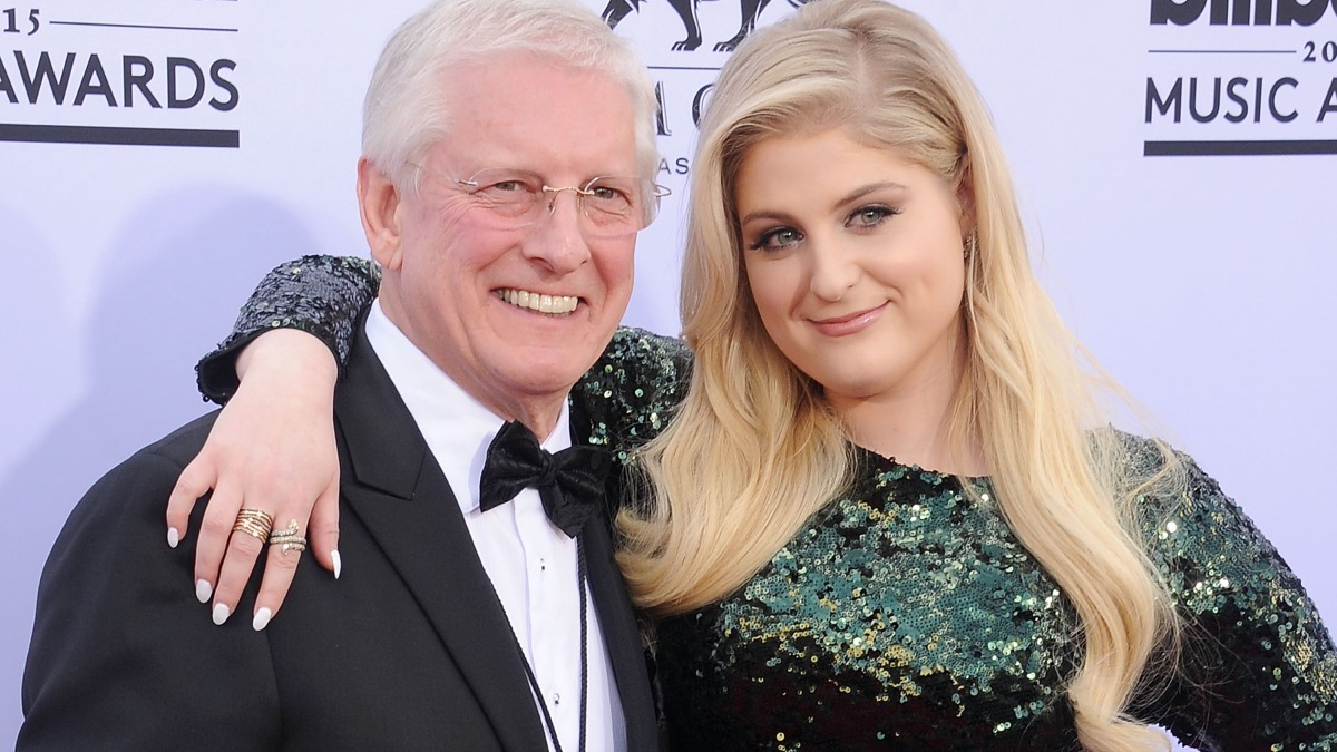 Meghan Trainor's Dad Hospitalized After Being Hit by Car