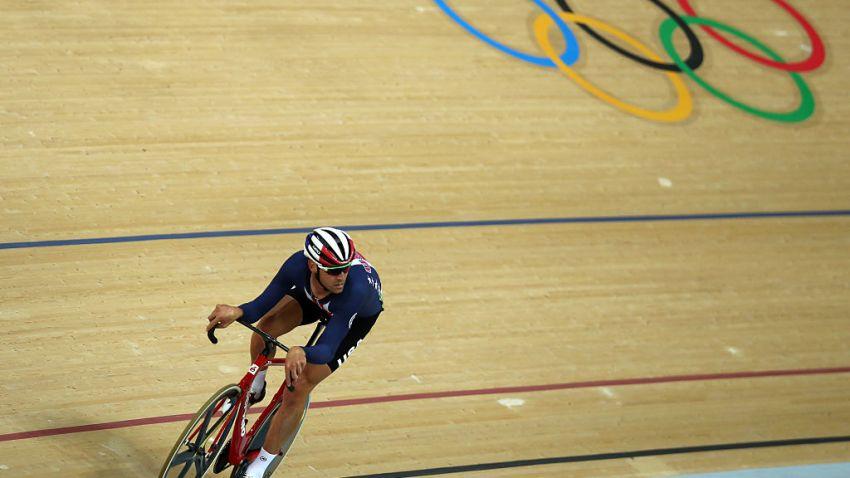 Bobby Lea Rio Olympics