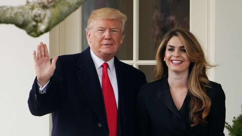 Trump Bringing Back Trusted Aide Hope Hicks to White House – NBC10  Philadelphia