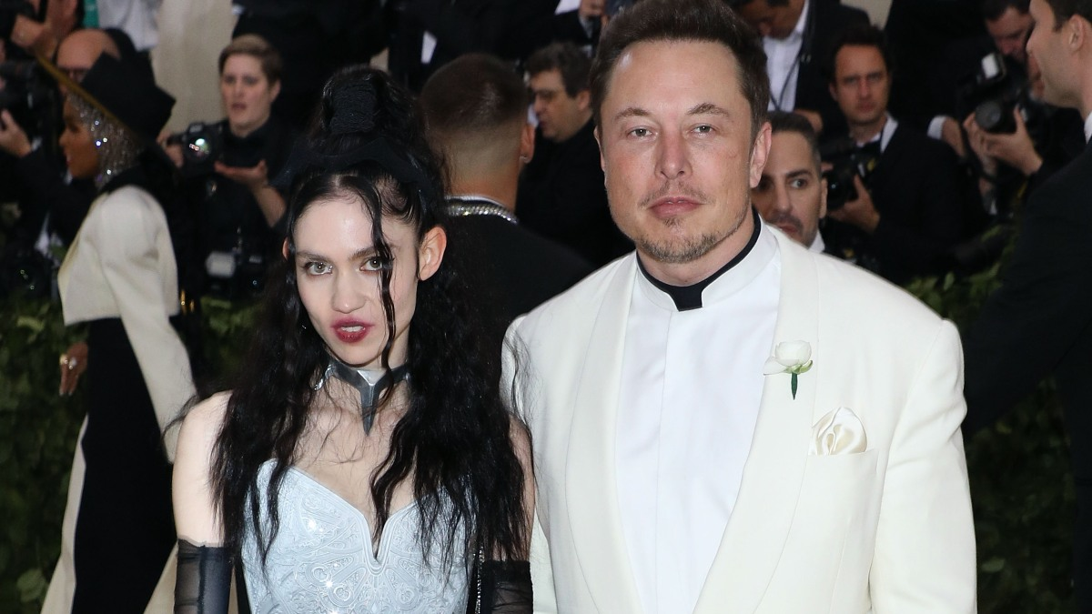Grimes Reveals Plan to Prevent Her and Elon Musk's Child From Becoming 'Too Spoiled'