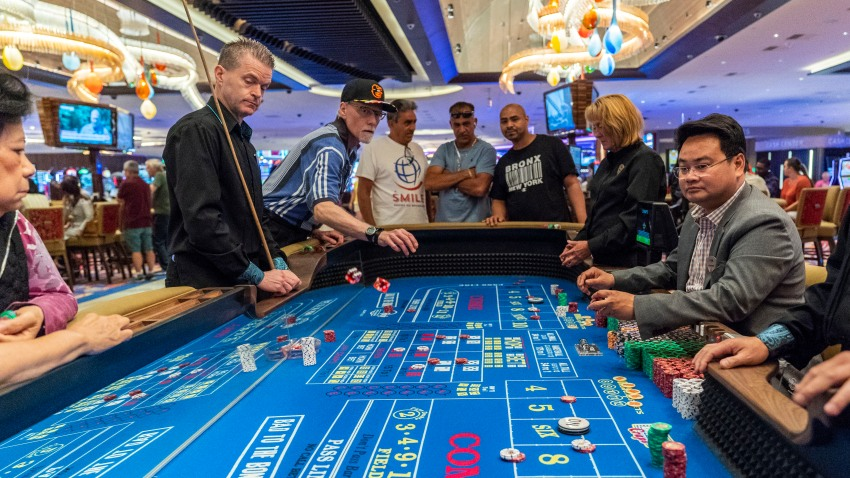 Virus Closures Send Atlantic City Casino Profits Down 65% – NBC10  Philadelphia