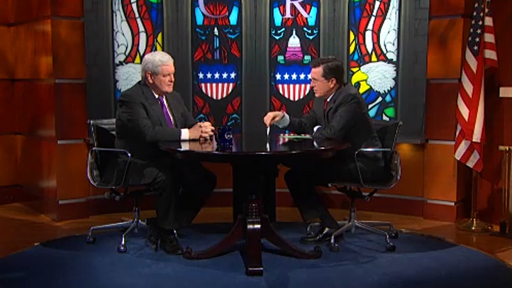 Gingrich Colbert