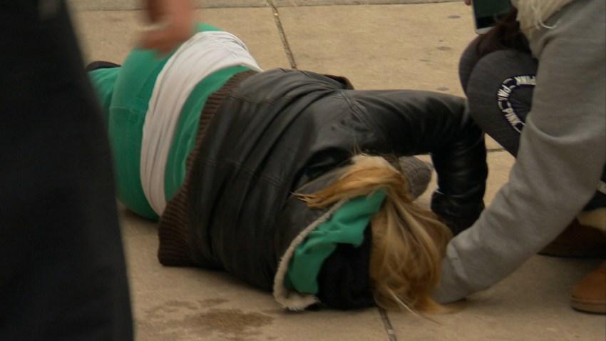 Girl Overdose Kensington Street