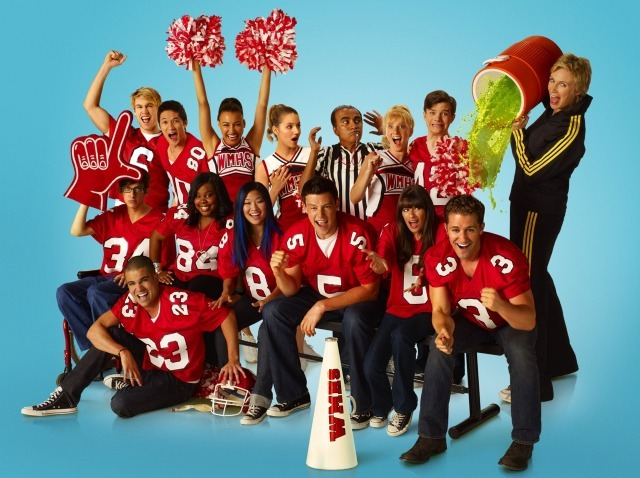 Glee Super Bowl