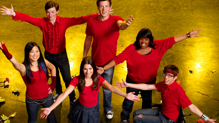 Glee cast2