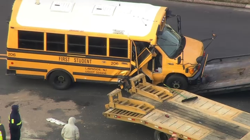 Gloucester Co School Bus Crash