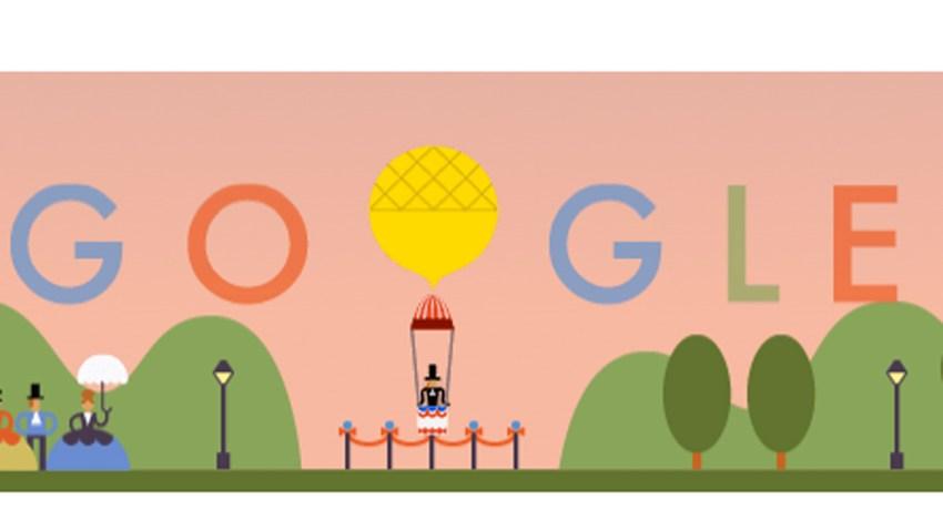 Google-Doodle-parachute