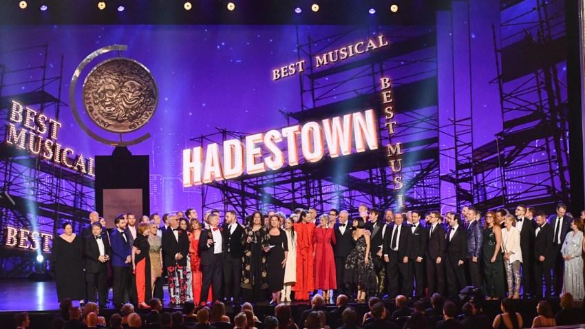 The 73rd Annual Tony Awards - Show