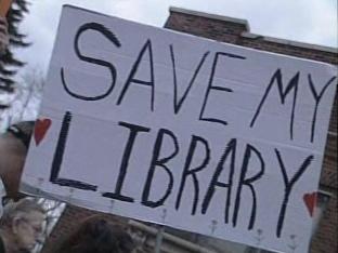 Holmesberg Libraries - Save Libraries