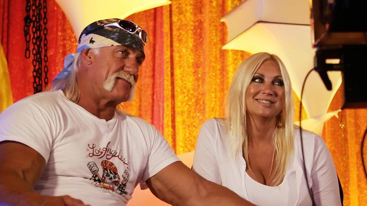 Hulk and Linda Hogan