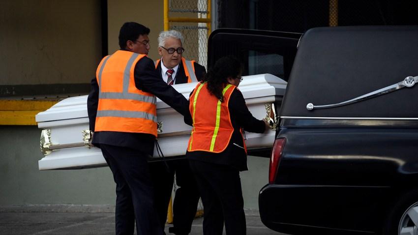 APTOPIX Guatemala Child Dead Border Patrol