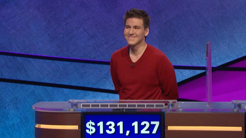 TV Jeopardy Champ