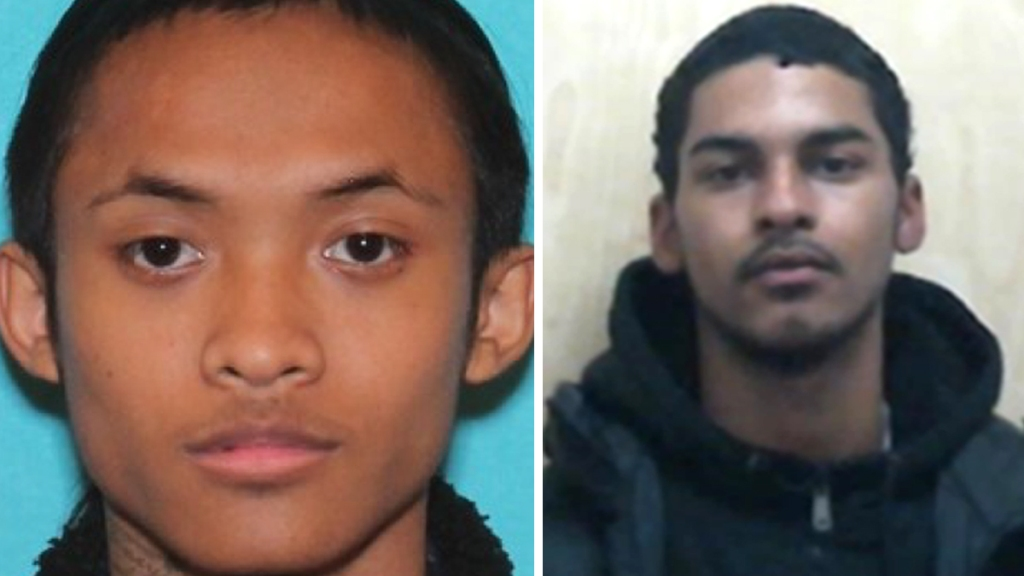 Jimmy Mao, 20, and Jacob Merritt-Richburg, 16