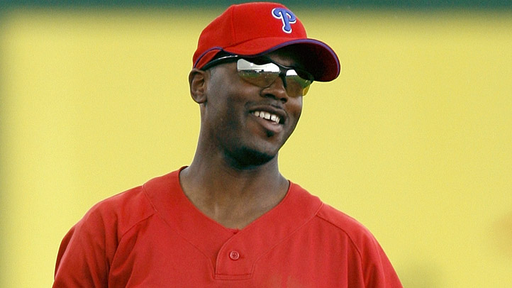 Jimmy Rollins Smile