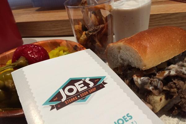 Joe's Cheesesteaks