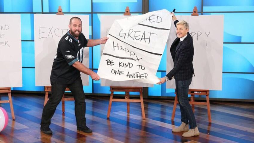 Jon Dorenbos on Ellen