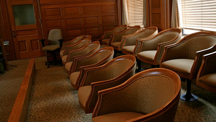 Juror Seats