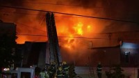 Fires Consume Stores After Another Night of Unrest in Philadelphia