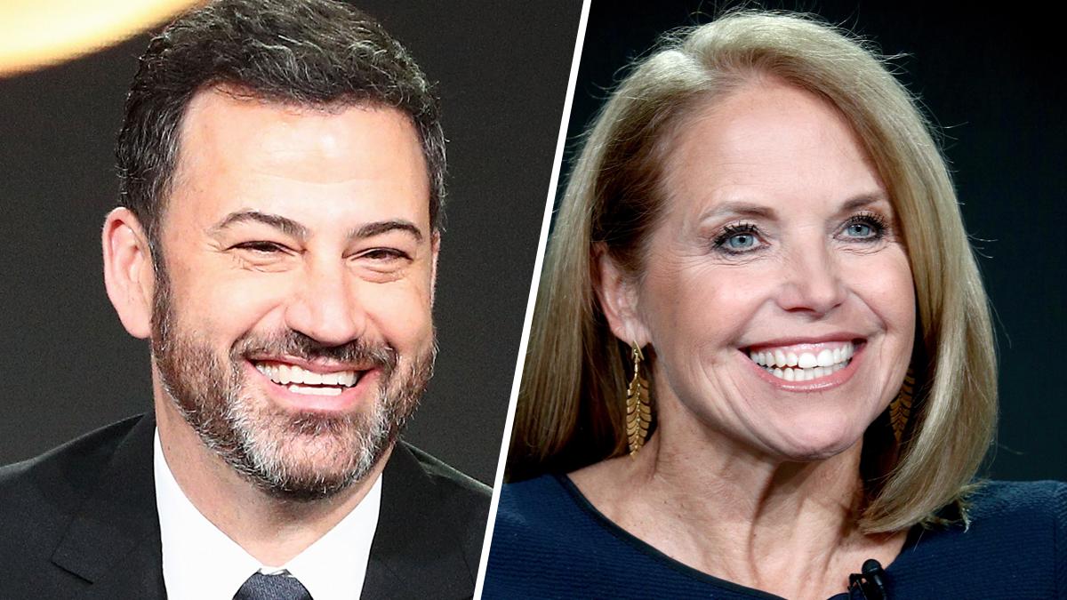 Jimmy Kimmel Gets 1st Colonoscopy With Help From Katie Couric Nbc10 Philadelphia