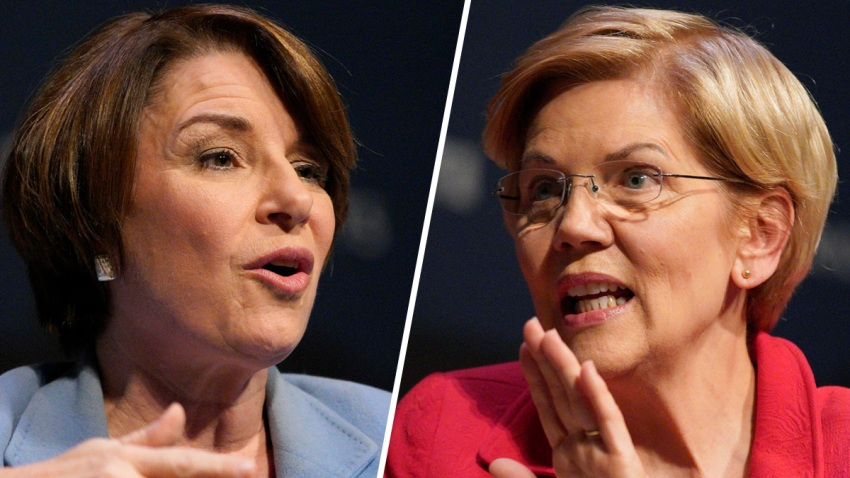 Klobuchar-and-Warren