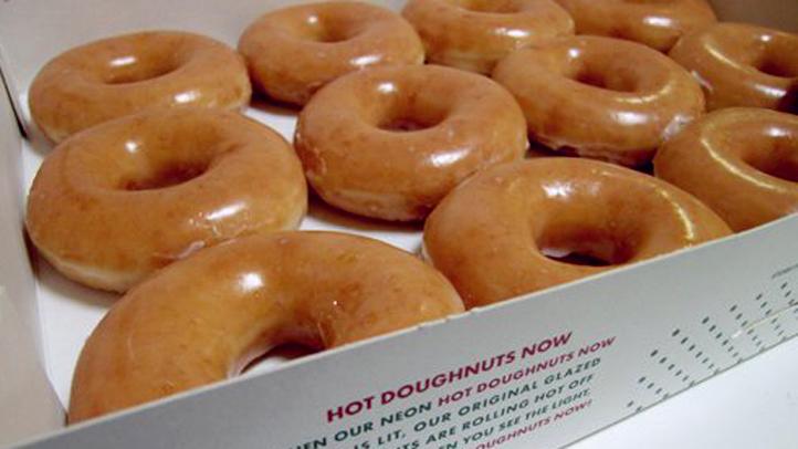 Krispy Kreme Donuts Box PHI