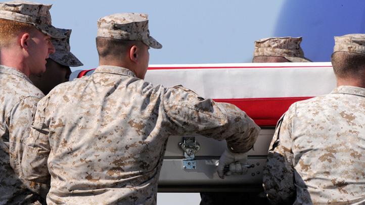 Casualty Return Afghanistan
