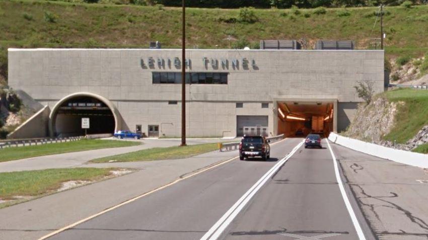 Lehigh Tunnel Northeast Extension I-476