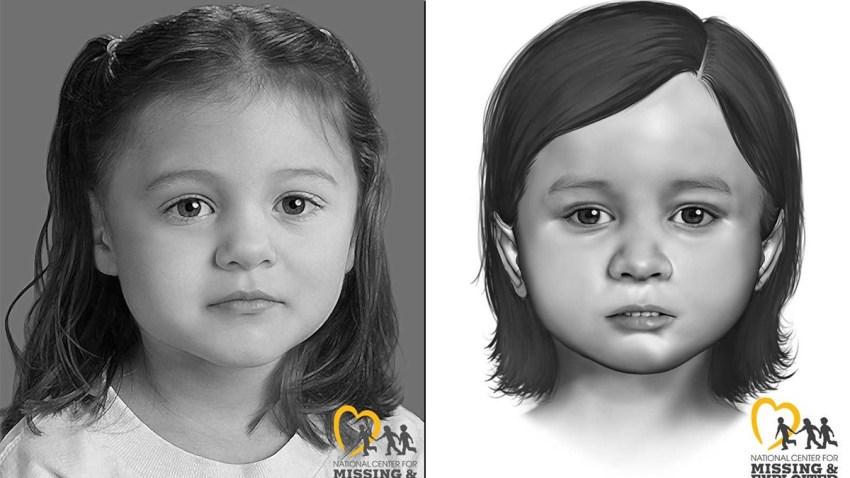Little Lass Dead Girl Found Sketch