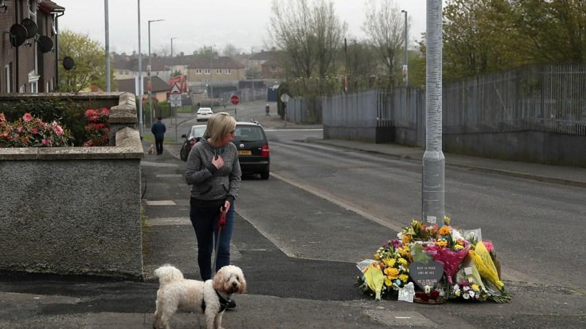 Britain Northern Ireland Journalist Killed