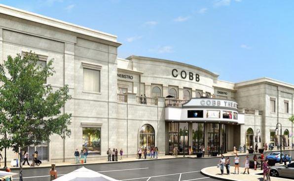 Malvern Movie Theater Cobb Theatre
